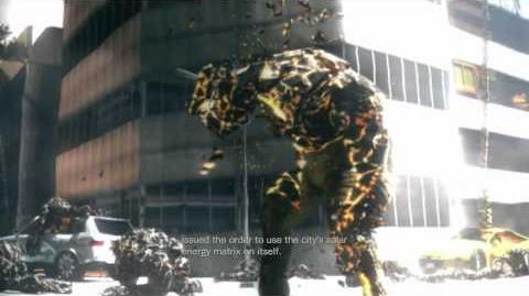 Resident Evil Revelations all cutscenes Broadcast