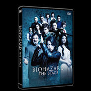 BIOHAZARD THE STAGE (DVD)