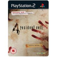 RE4 PAL Limited Edition
