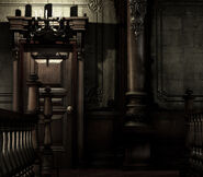 REmake background - Entrance hall - r106 00136