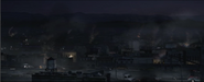 Raccoon City during outbreak