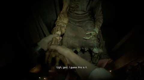 Resident Evil 7 biohazard all scenes - The Forbidden Room