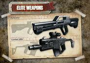 REORC elite weapon kit