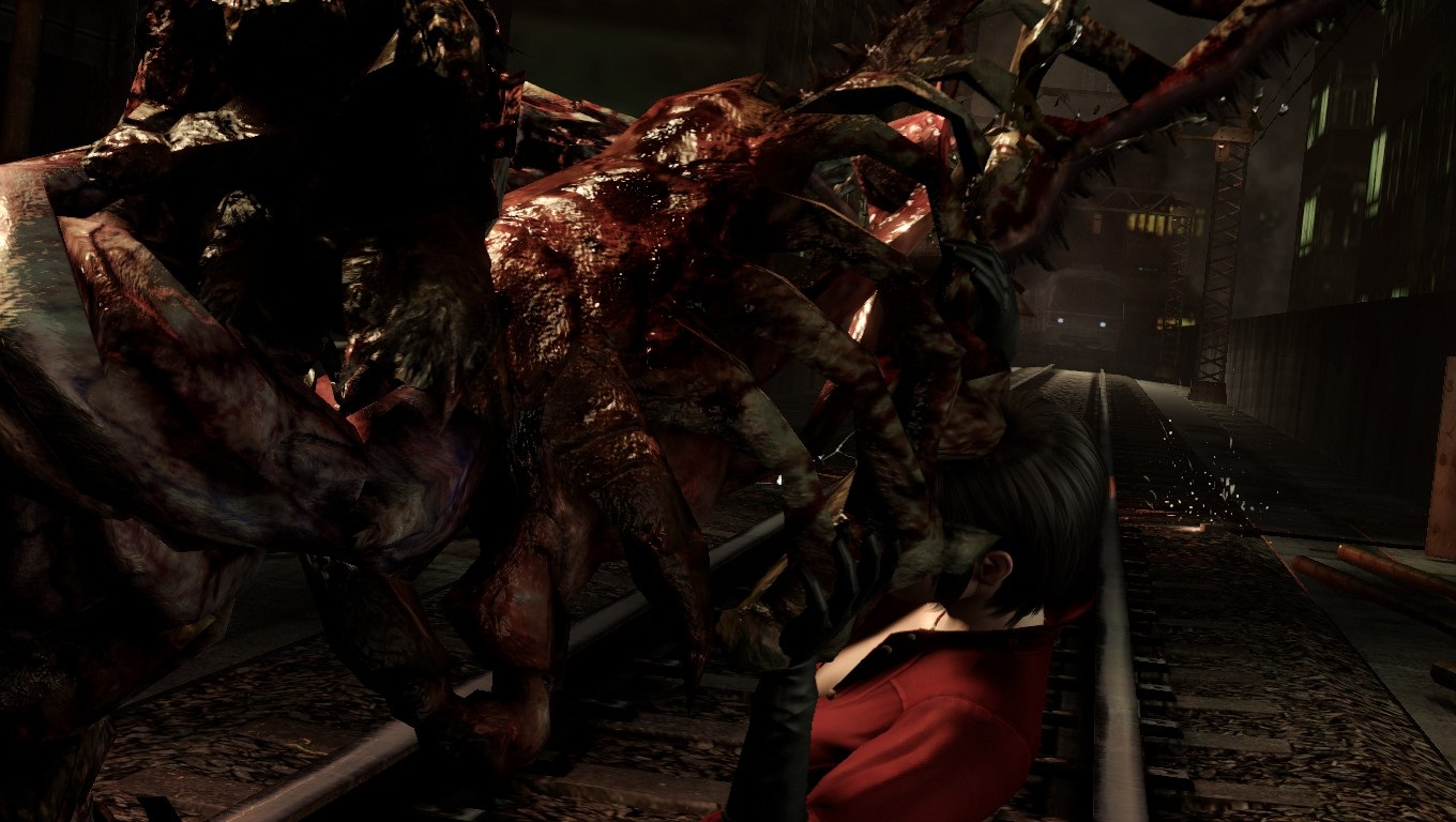 Download Game Resident Evil 6 PC