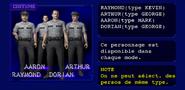 Resident evil outbreak rpd police officers