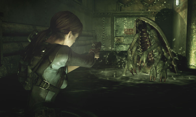 Sea Creeper Resident Evil Wiki Fandom Powered By Wikia
