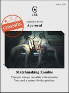 Zombieswanted matchmaking zombie