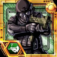 BIOHAZARD Clan Master Card - Agent
