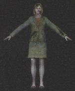 Degeneration Zombie body model 21