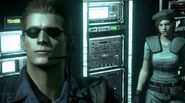 REmake Wesker and Jill