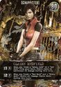 Claire Resident Evil The Deck Building Game