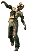 RE6 Derek C Simmons Infected