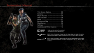 Resident Evil HD Remaster manual - PC english, page1