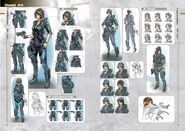 Resident Evil Revelations Artbook - page 24