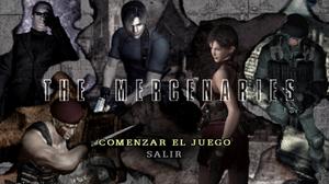 The Mercenaries RE4