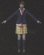 Degeneration Zombie body model 28