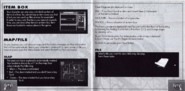 Resident Evil CODEVeronica Dreamcast manual 8