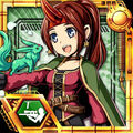 ClanMaster Card Claire Crossover