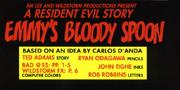 Emmy's Bloody Spoon title
