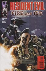 Fire and Ice issue 1