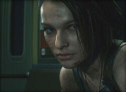 No.159 RE3 - When does Jill make her escape?