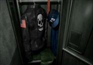 RE2 Leon locker