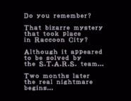 RE2 Preview intro