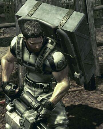 Gatling Gun Re5 Resident Evil Wiki Fandom
