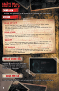 Resident Evil Operation Raccoon City manual 8