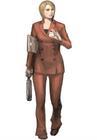 Resident evil outbreak alyssa ashcroft artwork concept art (3)