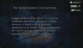 Sindicato del Crimen de las Serpientes Sagradas