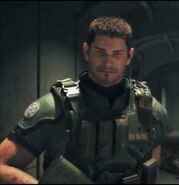 Chris Redfield (Vendetta) 2