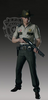 RE2 remake Leon Arklay Sheriff