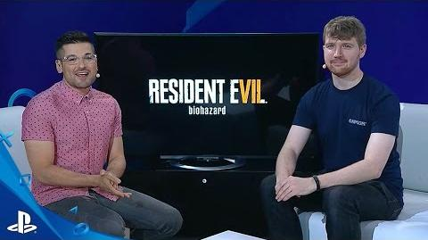 Resident Evil 7 Biohazard - E3 2016 LiveCast PS4
