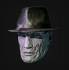 RE2 Remake Accessory Tyrant Icon