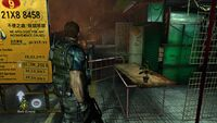 RE6 Herb (Green) location17