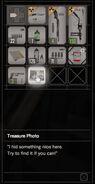 RESIDENT EVIL 7 biohazard Treasure Photo 2 inventory