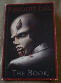 Resident Evil - The Book