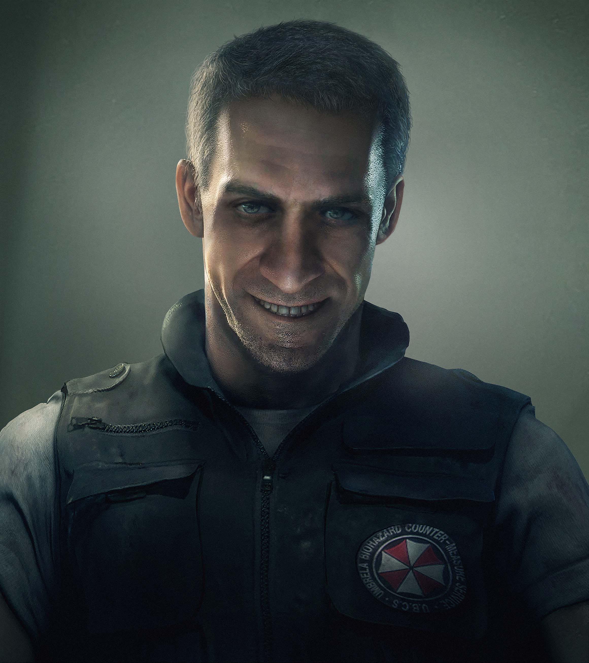 Nikolai Zinoviev Resident Evil Wiki Fandom