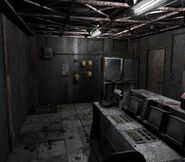 Arklay factory - Panel room background 1