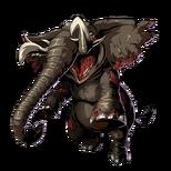 BIOHAZARD Clan Master - BOW art - Zombie Elephant