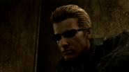 RE0HD Wesker Mode cutscene 02
