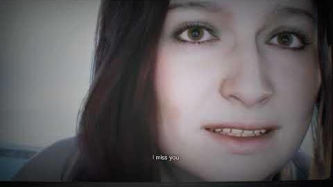 Resident Evil 7 biohazard all scenes - A Loving Message
