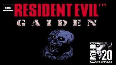 Resident Evil Gaiden Full HD 1080p Longplay Walkthrough Gameplay No Commentary