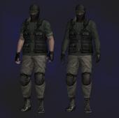 Ubcs mercenaries resident evil