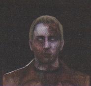 Degeneration Zombie face model 66