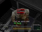 Id card (survivor danskyl7)