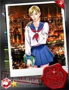 Jill Valentine BIOHAZARD Team Survivor Sailor school uniform