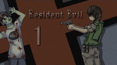 Let's Play Resident Evil German - 1 - Willkommen im Überlebenshorror