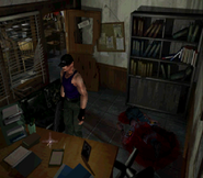 RE2 Heart Key Leon-West office location